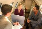 ARINC In Flight Broadband Technology