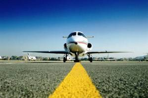 Private Jets on the Up