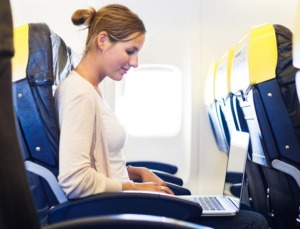 In-flight Internet Solutions for Business Aviation