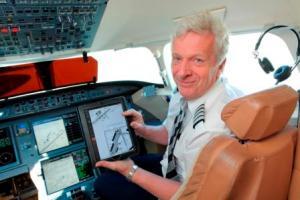 TAG Aviation Use iPad Flight Planning App