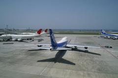 Naha Airport vMUSE