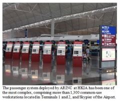 Industry Leading Passenger Processing Solutions from ARINC