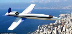 Spike Aerospace's Supersonic Jet