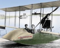 Commercial Air Travel Centenary Year