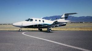 New Eclipse 550 Business Aircraft