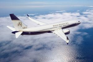 Boeing BBJ Max Business Jet