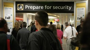 airport security measures UK