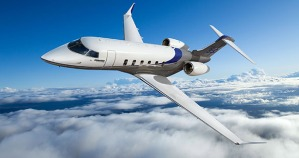 Bombardier's Challenger 350 Business Jet