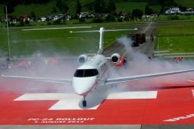 Pilatus PC24 Official Launch