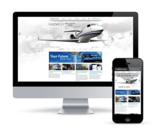 Gulfstream Unveil New Website