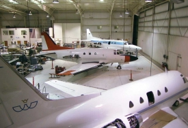 BizAv Expansion Plans for Sabreliner