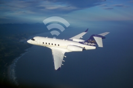 Inflight Connectivity Solutions for Business Aircraft