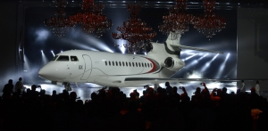 Dassault Falcon 8X Ultra-Long-Range Business Jet