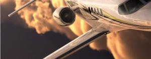 Cessna Citation Latitude Rollout
