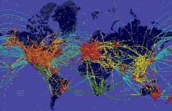 HFDL Data to Help Global Flight Tracking