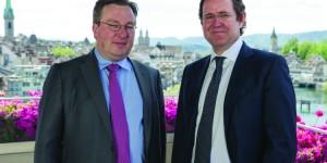 Patrick Hansen & Niall Olver Seal Luxaviation Deal
