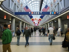 Visit the O'Hare Airport Webite