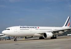 Business Aviation News   Air France Flight Gets Fighter Jet Escort