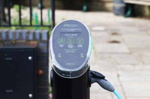POD Point and Airparks EV Charging Points | Airports News