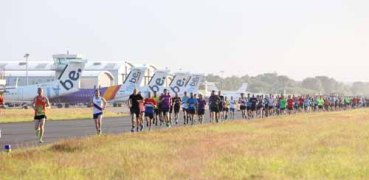 Southampton Airport Runway Run 2016 | Join Them in 2017