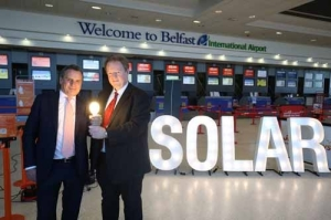 Belfast Airport Solar Success | Airports News