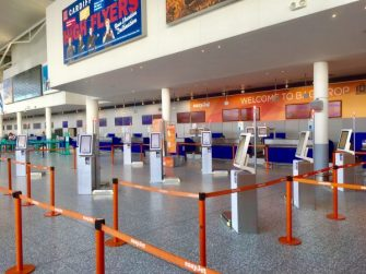 Self Service Bag Drop Trials Bristol Airport | Airports News