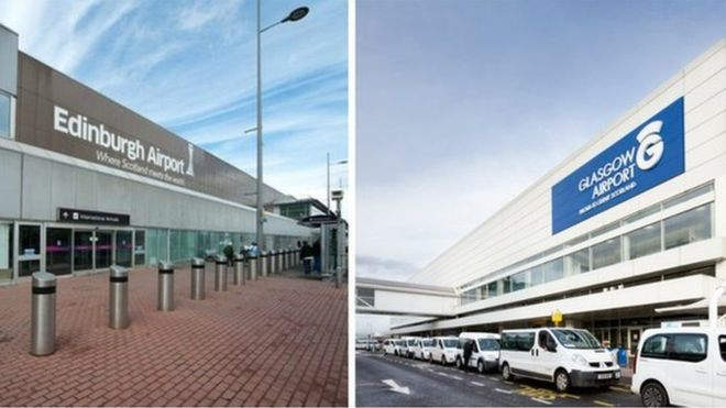 Scotland Airports Record Busiest Year in 2017 | Airports News UK