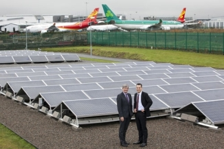 Solar Farm at Dublin Airport | Airports News