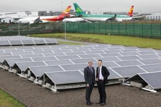 Solar Farm at Dublin Airport | Airports News