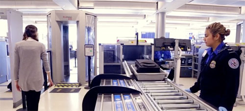 LAX Automated Passenger Screening | Airport Security News