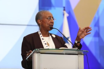 Angela Gittens at the ACI Conference | Aviation Blog