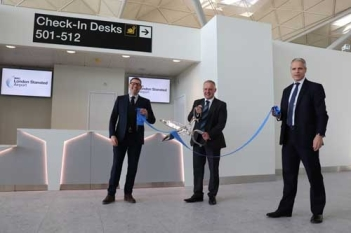 Stansted Airport Opens New Check In Area | Airports News