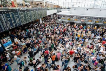 Munich Airport Security Breach Leads to Hundreds of Cancelled Flights | Airports News