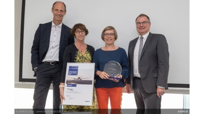 Rockwell Collins Award for Customer Service Support from Airbus | Aviation News